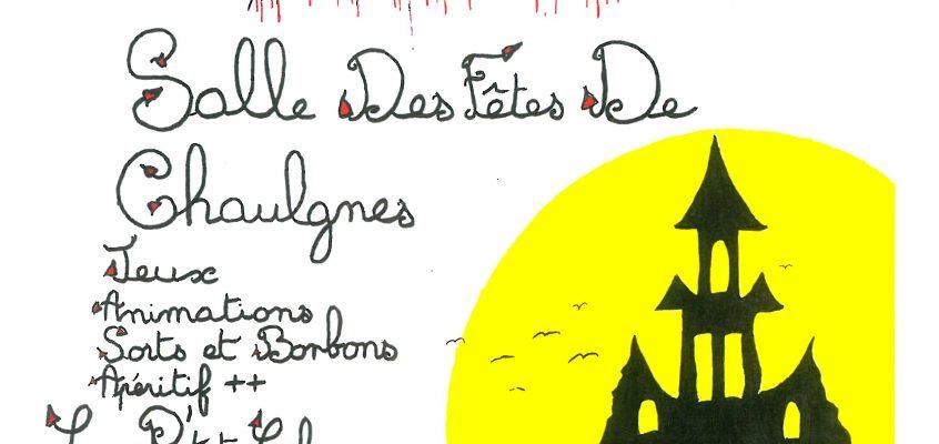 Le P'tit Gibus Fête Halloween !