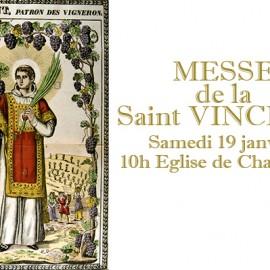 Messe de la Saint Vincent