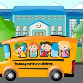 Suspension des transports scolaires mercredi 30 janvier 2019 toute la journée.