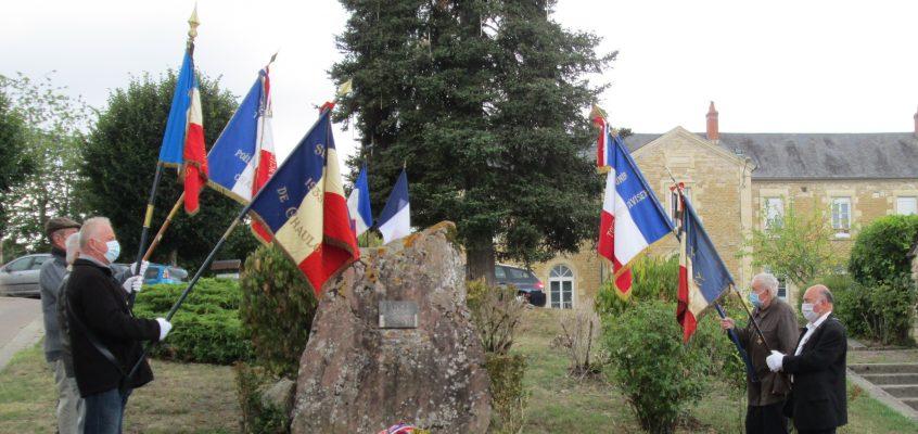 76 -ème anniversaire de la Libération de Chaulgnes