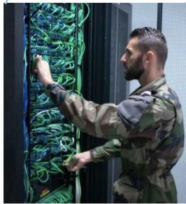Recrutement en Informatique dans  Armée de l'Air