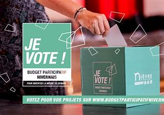 VOTEZ POUR VOS PROJETS                                     DU 15 OCTOBRE AU 15 NOVEMBRE 2020