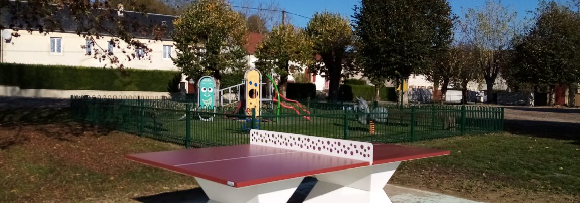 Table ping-pong outdoor
