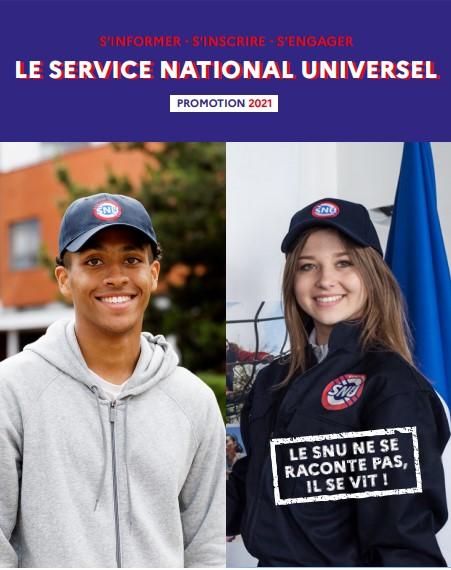 Le Service National Universel : la jeunesse engagée !