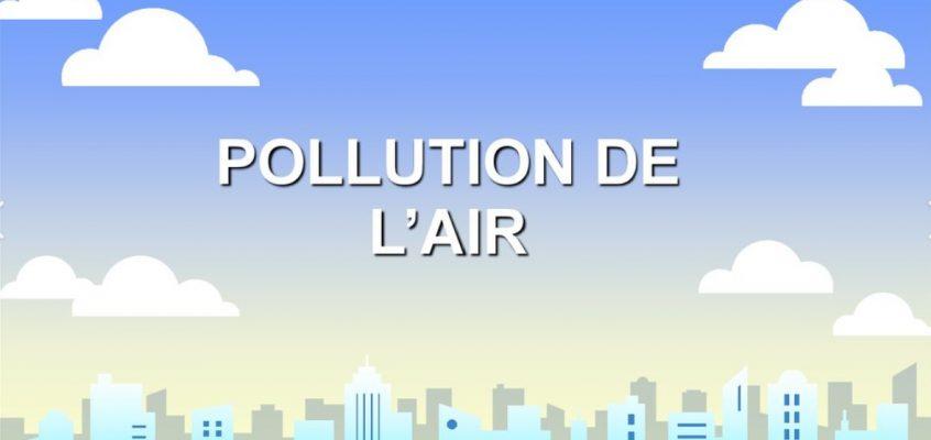 Episode de pollution de l'air