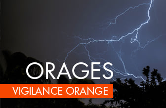 Alerte vigilance Orange Préfecture de la Nièvre