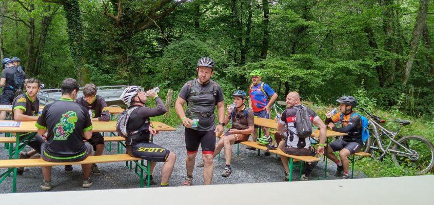 Beau succès de la multi-randonnée : bravo à tous!!!