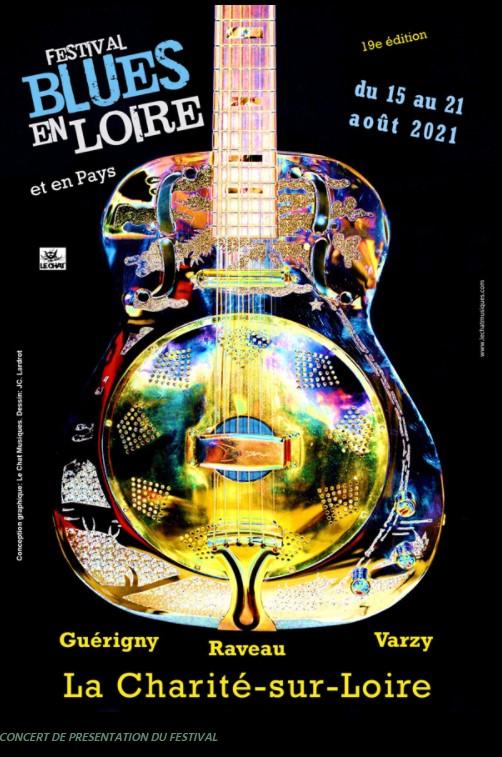 Festival Blues en Loire et en Pays
